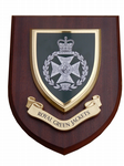 RGJ Royal Green Jackets Regimental Military Wall Plaque